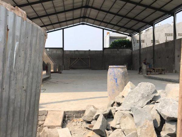 Disewakan gudang baru di Pergudangan Kavling DPR, Cipondoh