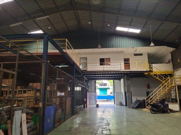 Dijual Gudang di Kawasan Industri Jababeka, Bekasi, Cikarang, Jababeka