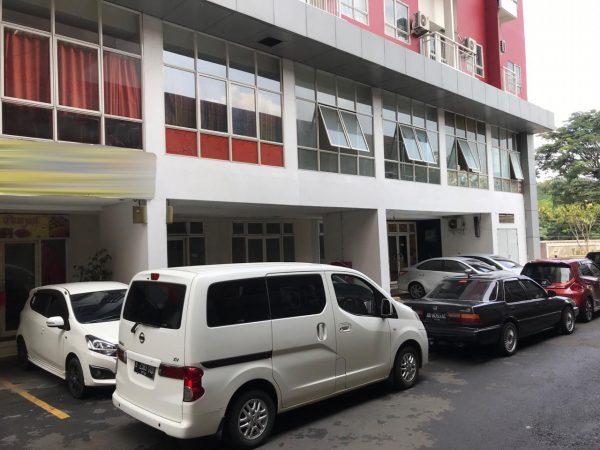 Dijual Ruko Apartemen Taman Melati, Margonda Raya, Depok