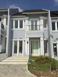 Dijual Rumah di Green Mountain Residence Type 89 slope, Sentul City, Bogor