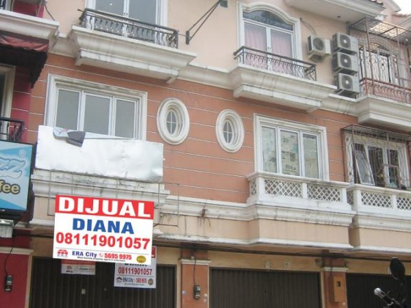 Dijual Ruko Malibu City Resort, Cengkareng, Jakarta Barat