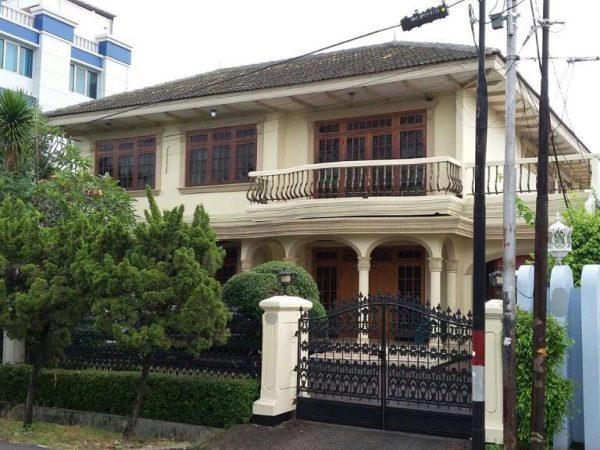 Dijual Rumah Mewah di Cempaka Putih Tengah, Cempaka Putih Timur, Jakarta Pusat