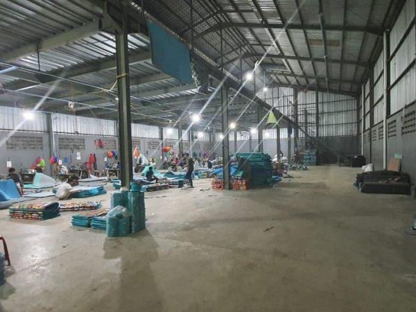Dijual Gudang di Pergudangan Kavling DPR, Cipondoh, Tangerang