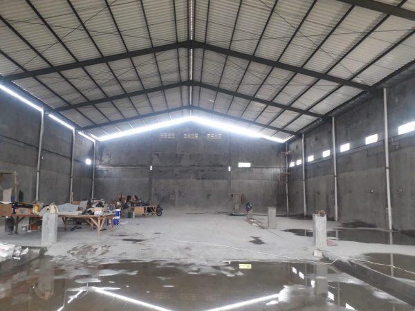 Dijual Gudang Baru di Pergudangan Kavling DPR, Cipondoh, Tangerang