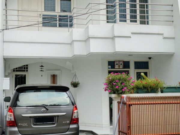 Dijual Rumah siap huni di Perumahan Green Garden, Kedoya Utara, Kebon Jeruk, Jakarta Barat