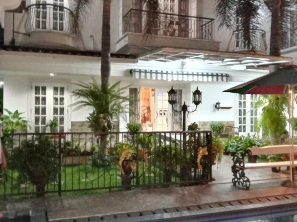 Dijual Rumah di Quebec Mansion, Lebak Bulus, Jakarta Selatan