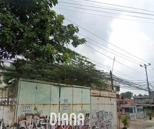 Dijual Tanah Kavling untuk Gudang di Kamal Muara, Kapuk Kamal, Jakarta Utara