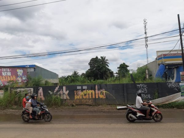 Dijual Tanah atau Kavling Komersial di Jalan Raya Cisauk, Cibogo, Tangerang