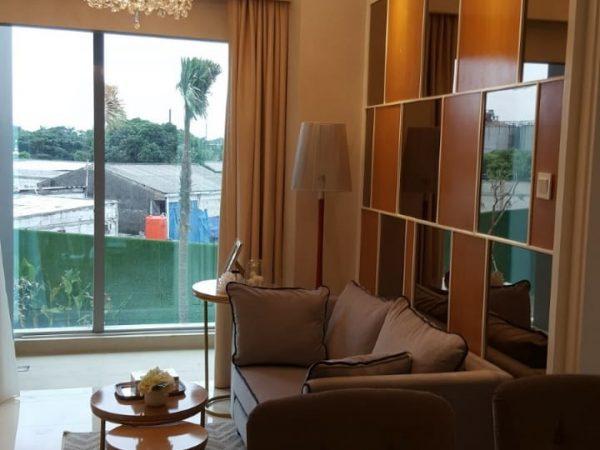Dijual Apartemen Daan Mogot City Tipe 3 BR, Kalideres, Jakarta Barat