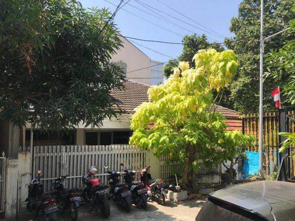 Dijual Rumah di Muara Karang Blok 4 atau Pluit Karang Jelita, Jakarta Utara
