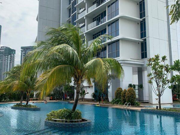 Disewakan Apartemen The Windsor, Kembangan, Puri Indah, Jakarta Barat