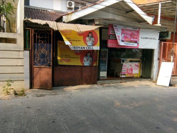 Dijual Rumah 2 lantai di Jalan Flamboyan, Kelapa Gading, Jakarta Utara