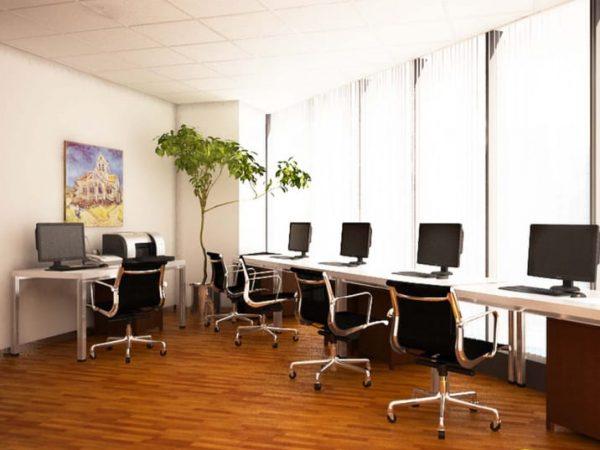 Disewakan Ruang Kantor atau Office Space di Gedung Kantor APL Tower, Central Park, Jakarta Barat
