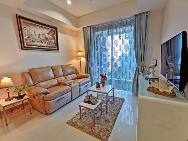 Dijual Apartemen Casa Grande Kota Kasablanka, Menteng Dalam, Tebet, Jakarta Selatan