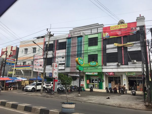 Dijual Ruko 3 lantai di Ciledug, Tangerang