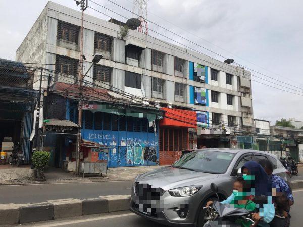 Dijual Ruko Gandeng 4 lantai di Ciledug, Karang Tengah, Tangerang