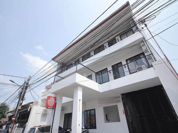 Dijual Rumah Kost-Kostan di Tanjung Gedong, Tomang, Grogol, Jakarta Barat