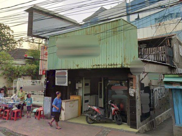 Dijual Ruko di pinggir jalan raya di Cempaka Putih, Jakarta Pusat