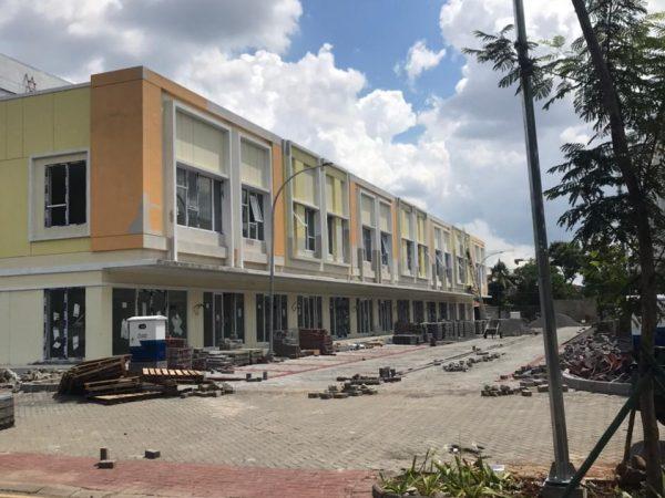 Dijual Ruko Arcadia Grande, Gading Serpong, Tangerang
