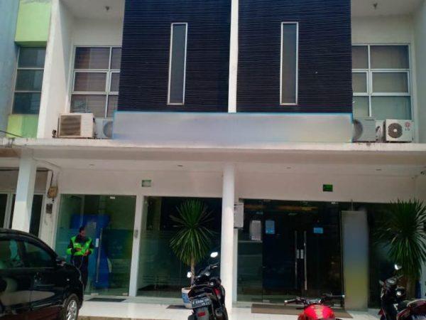 Dijual Ruko di Jalan Raya Cisauk, Serpong Garden, Tangerang