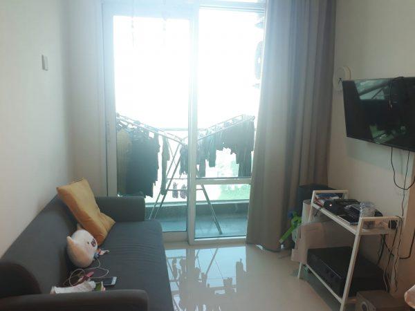 Dijual Apartemen Brooklyn Alam Sutera Tipe 1BR, Alam Sutera, Tangerang Selatan
