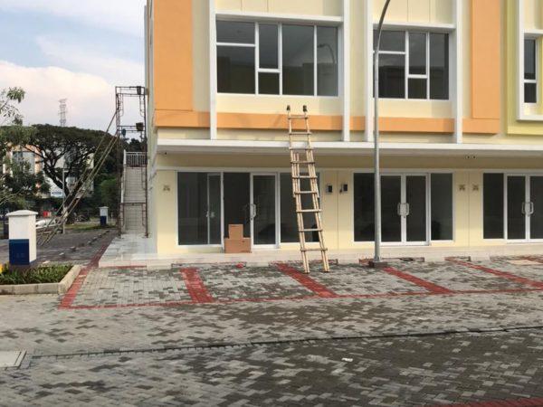 Disewa Ruko Arcadia Grande, Posisi Hoek, Gading Serpong, Tangerang